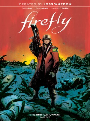 cover image of Firefly (2018), Volume 2