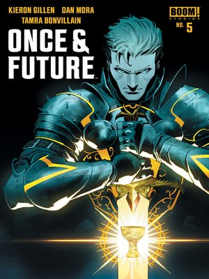 cover image of Once & Future (2019), Issue 5