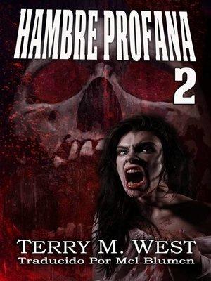 cover image of Hambre Profana 2