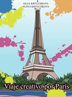 cover image of Viaje creativo por París