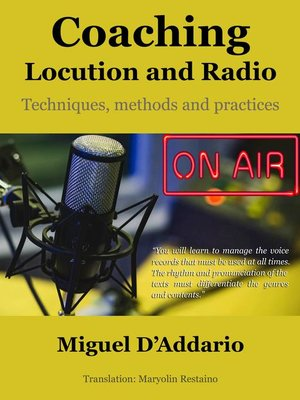 cover image of Coaching Locution and Radio