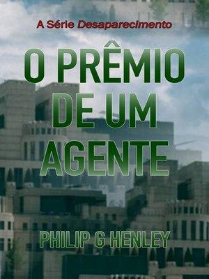 cover image of O Prêmio De Um Agente