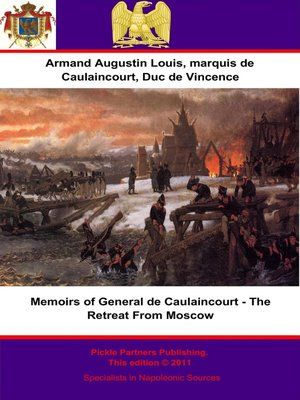 cover image of The Retreat from Moscow