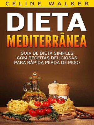 cover image of Dieta Mediterrânea