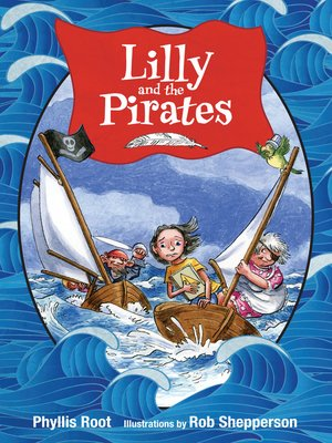 cover image of Lilly and the Pirates