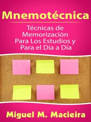 cover image of Mnemotécnica