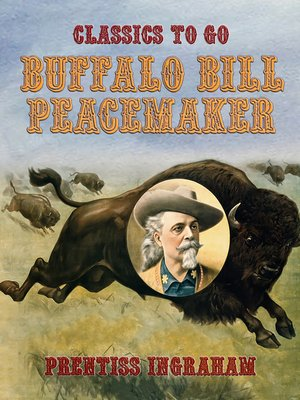 cover image of Buffalo Bill, Peacemaker