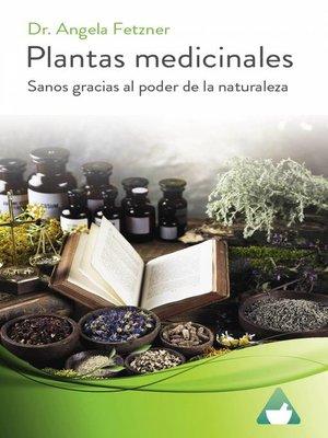 cover image of Plantas medicinales