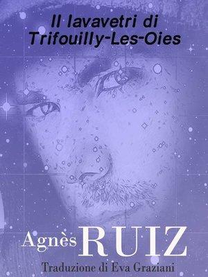 cover image of Il lavavetri di Trifouilly-Les-Oies