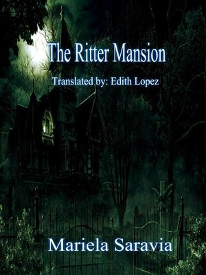 cover image of The Ritter Mansion