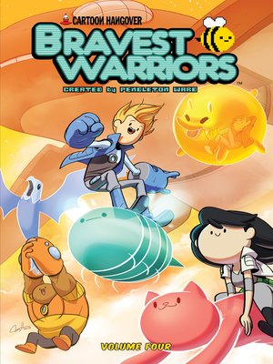 cover image of Bravest Warriors Volume 4
