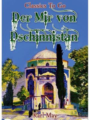 cover image of Der Mir von Dschinnistan