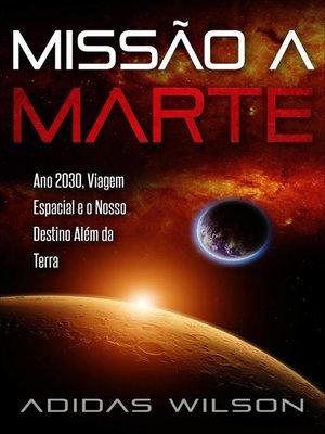 cover image of Missão a Marte