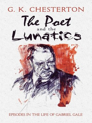 cover image of The Poet and the Lunatics