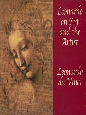 cover image of Leonardo on Art and the Artist
