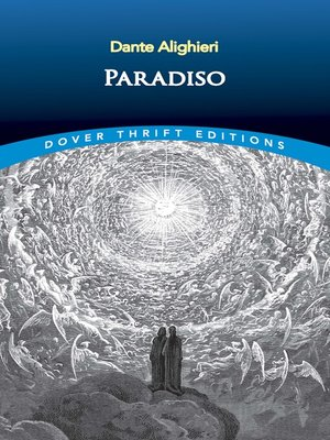 cover image of Paradiso