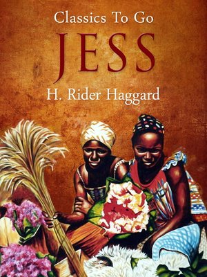 cover image of Jess