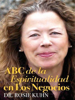 cover image of ABC de la espiritualidad en los negocios