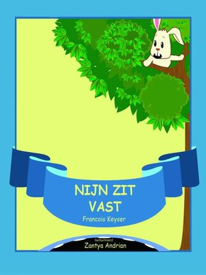 cover image of Nijn zit vast