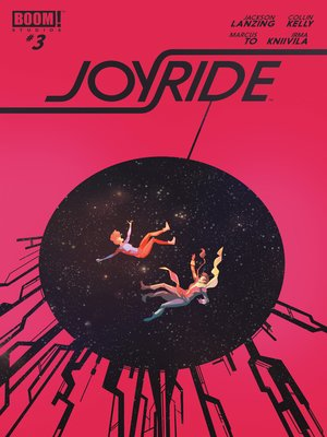 cover image of Joyride #3