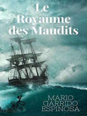 cover image of Le royaume des maudits
