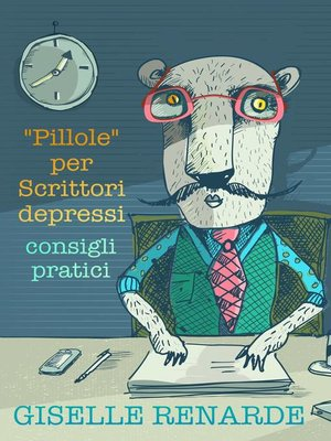 "cover image of ""Pillole"" per Scrittori depressi"