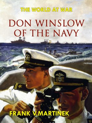 cover image of Don Winslow of the Navy