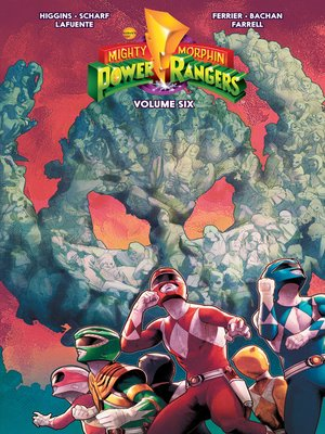 cover image of Mighty Morphin Power Rangers Volume 6