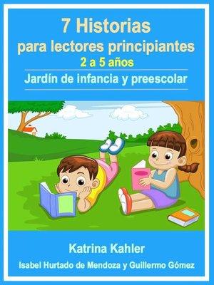 cover image of Lectores Principiantes