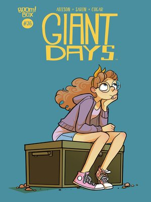 cover image of Giant Days (2015), Issue 36