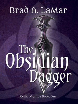 cover image of The Obsidian Dagger