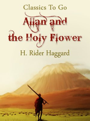 cover image of Allan and the Holy Flower