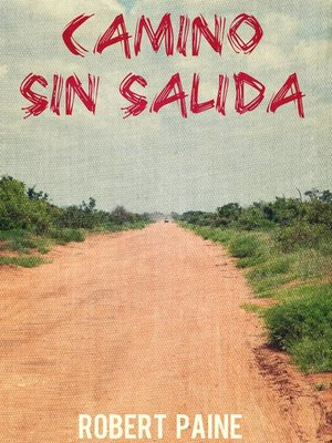 "cover image of ""Camino sin salida"""