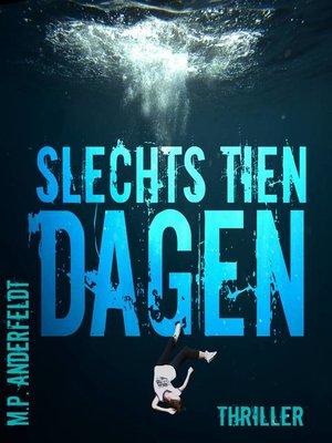 cover image of Slechts Tien Dagen
