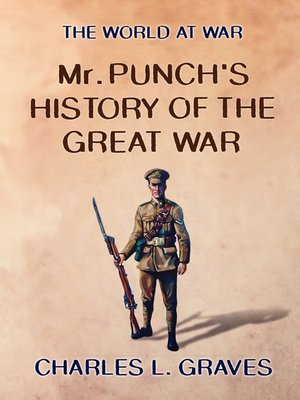cover image of Mr. Punch's History of the Great War