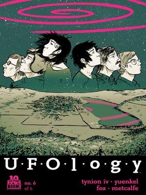 cover image of UFOlogy #6