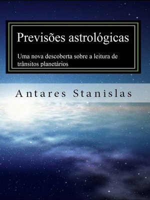 cover image of Previsões astrológicas