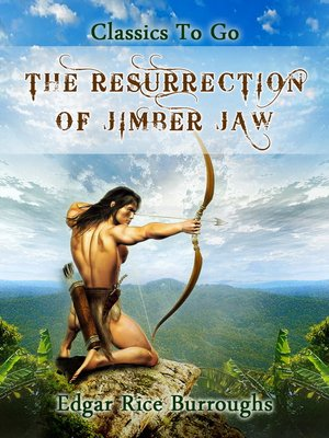 cover image of The Resurrection of Jimber Jaw