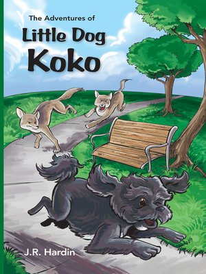 cover image of The Adventures of Little Dog Koko