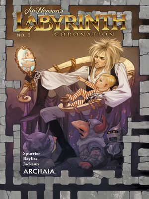 cover image of Labyrinth: Coronation (2018), Issue 1