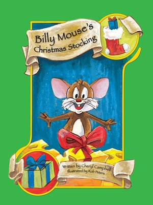 cover image of Billy Mouse's Christmas Stocking