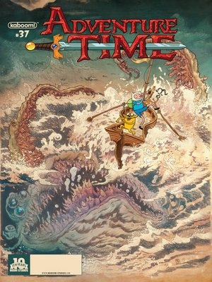 cover image of Adventure Time #37