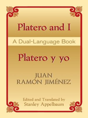 cover image of Platero and I/Platero y yo