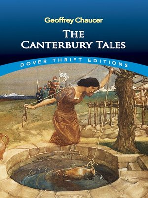 cover image of The Canterbury Tales
