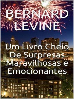 cover image of Um Livro Cheio De Surpresas Maravilhosas e Emocionantes