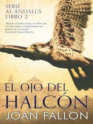 cover image of El ojo del halcón