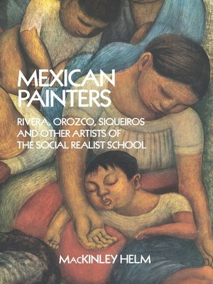 cover image of Mexican Painters
