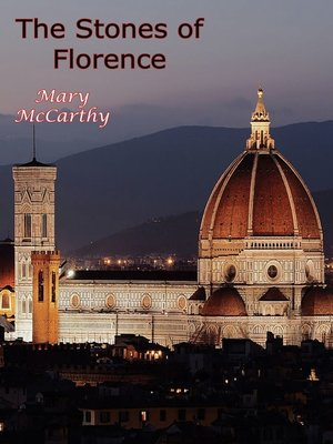 cover image of The Stones of Florence