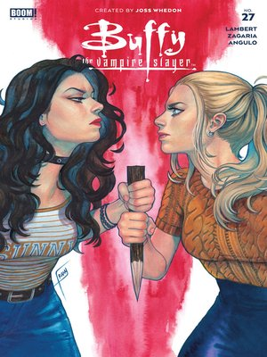 cover image of Buffy the Vampire Slayer #27