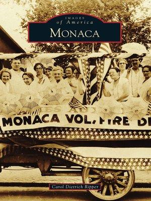 cover image of Monaca